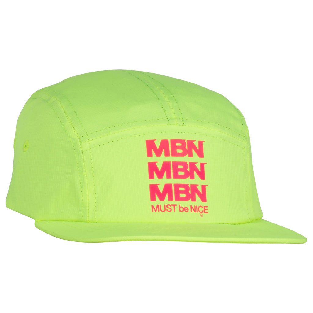 Ripp Dee Dipp 5 Panel (Neon Green)