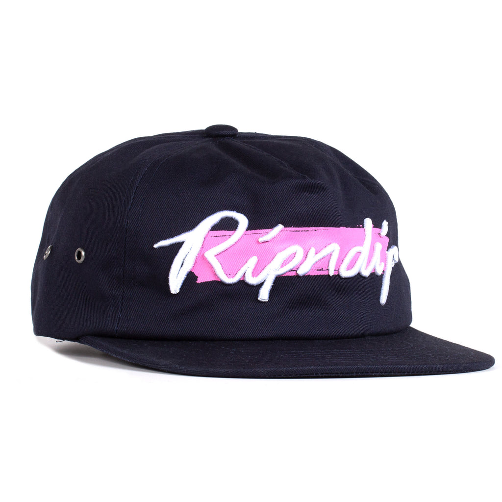 Beautiful Mountain Strapback (Blue)