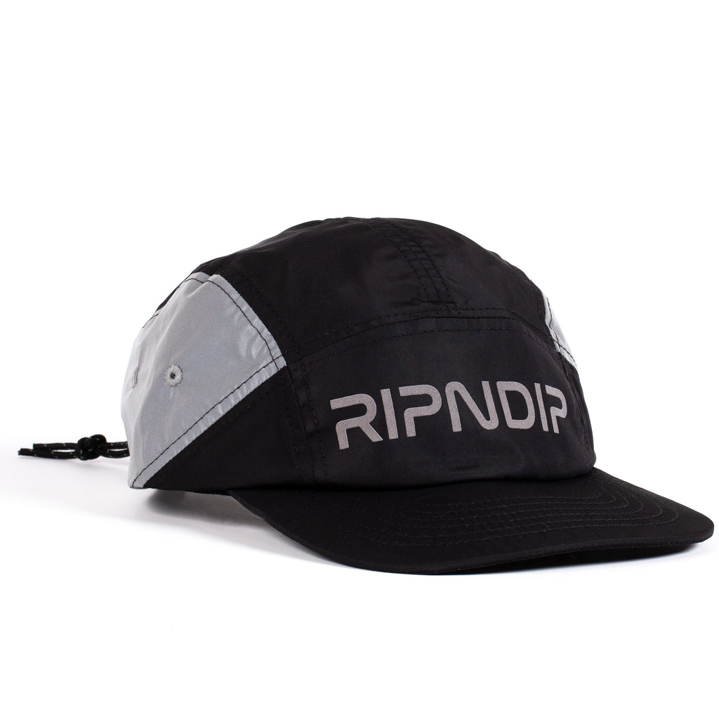 Nerm Flight Camper Hat (Black)