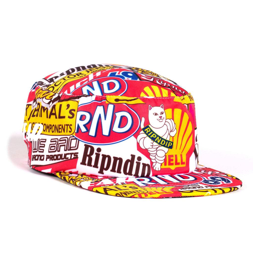 Racing Painters Cap (Multi)