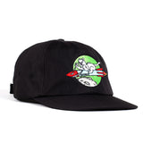 Rocket Man Strapback (Black)