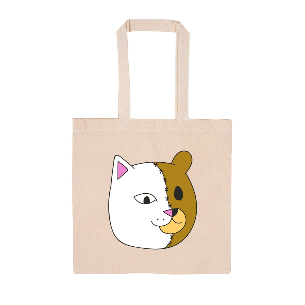 Ripndip Teddy Fresh 2.0 Tote Bag