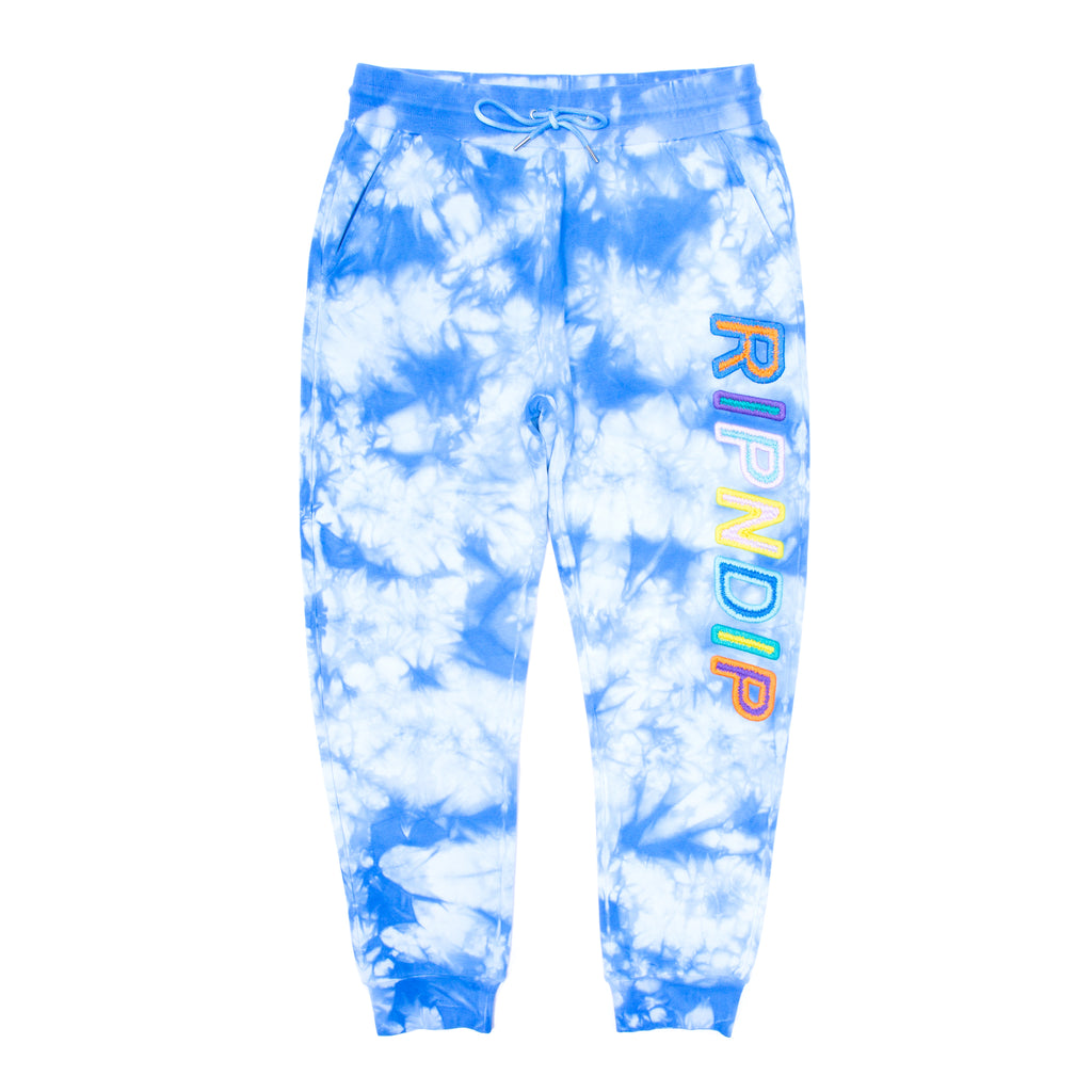 Prisma Sweatpants (Blue Lightning Wash)