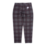 Fucking Fuck Plaid Pants (Black)