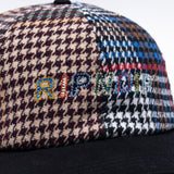 Roygbiv Plaid Strapback (Multi)