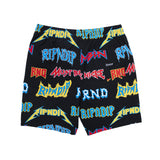 Rock & Nerm Swim Shorts (Black)