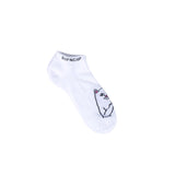 Lord Nermal Ankle Socks (White)