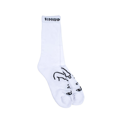 Nermal Twins Socks (White)