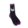 Falling For Nermal Socks (Black Grape)