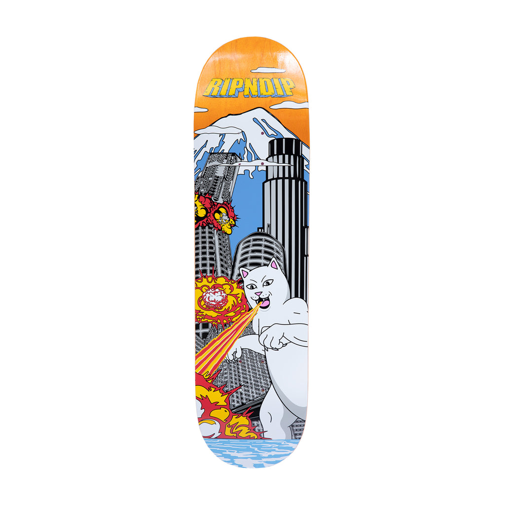 Nermzilla Board (Orange)