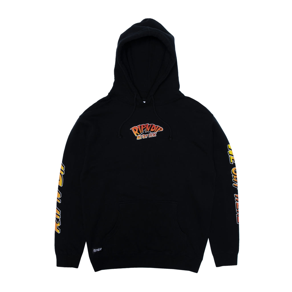 Out Of This World Hoodie (Black)