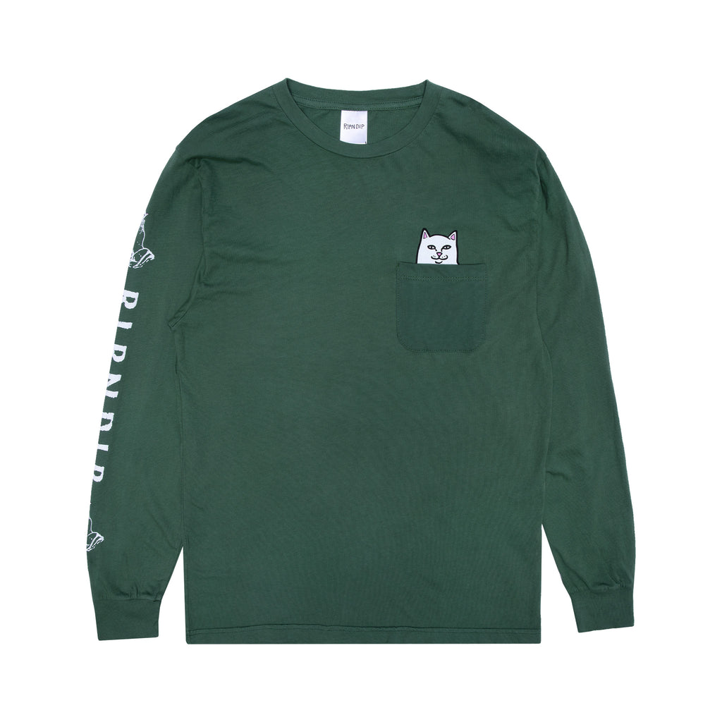 Lord Nermal Pocket Long Sleeve (Olive)