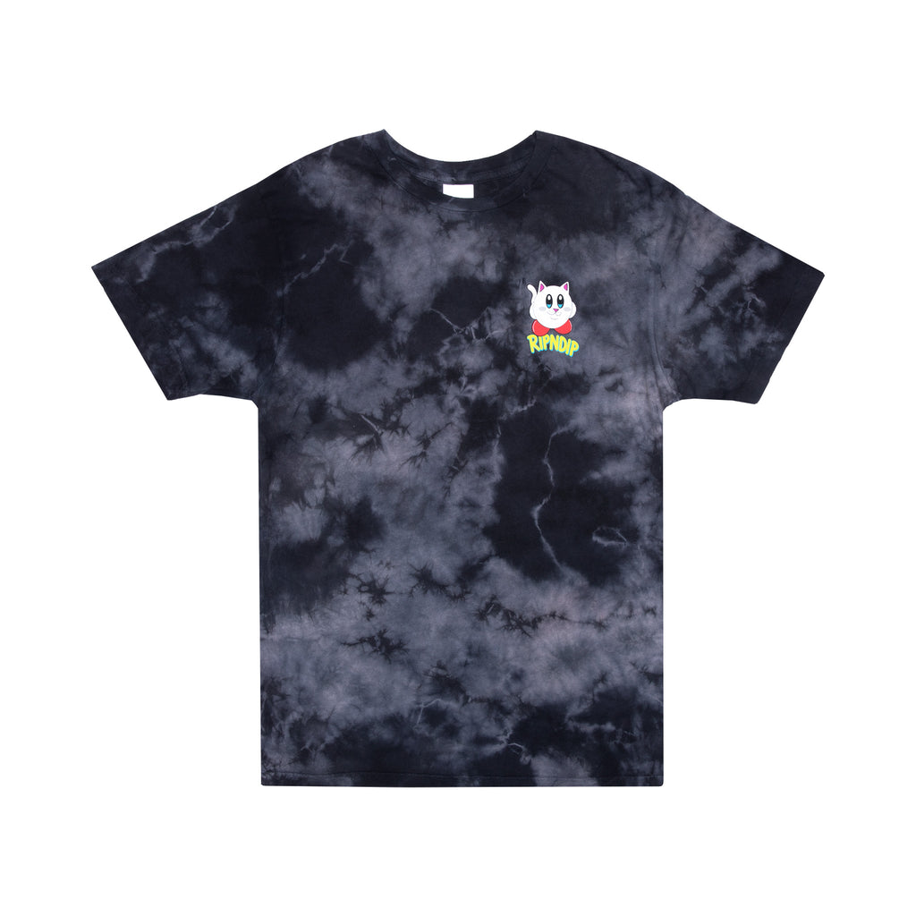 Nermby Tee (Black Lightning Wash)