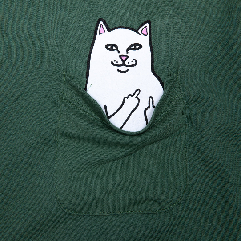 Lord Nermal Pocket Tee (Olive)