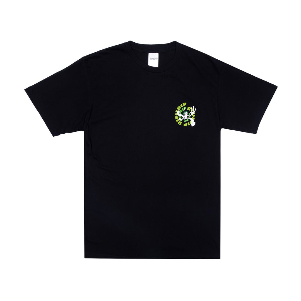 Descending Tee (Black)
