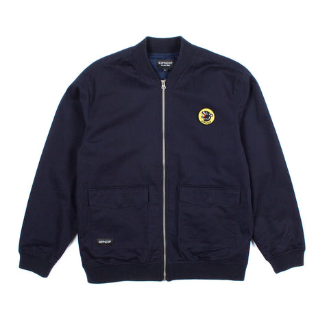 Panther Varsity Jacket (Navy)