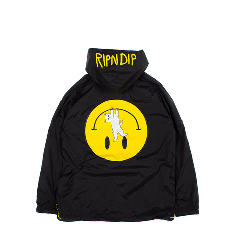 Everything'll Be Ok Windbreaker (Black)