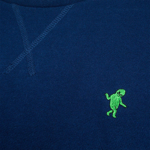 Dance Alien Crewneck (Navy)