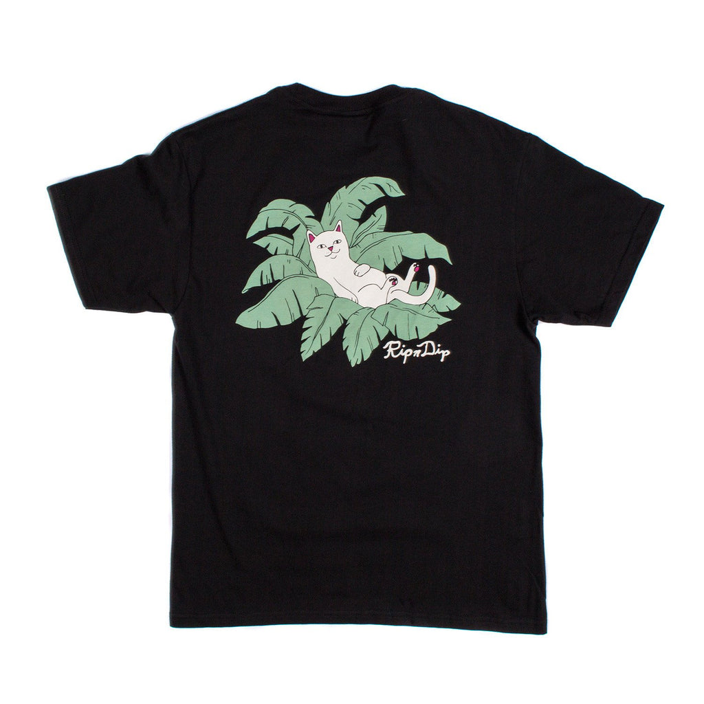 Safari Nermal Tee (Black)