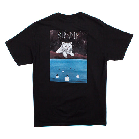Nermiverse Pocket Tee (Black)