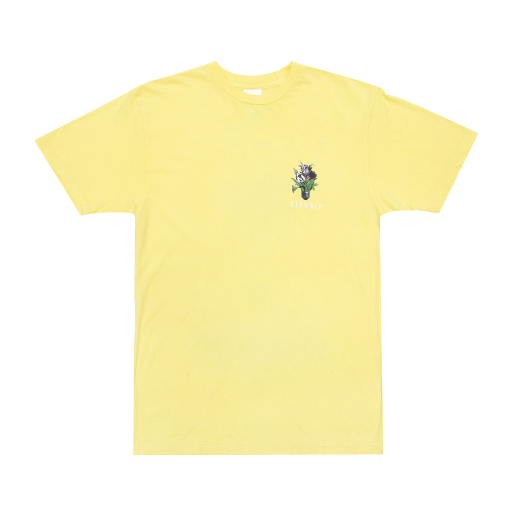Lights Out Tee (Banana)