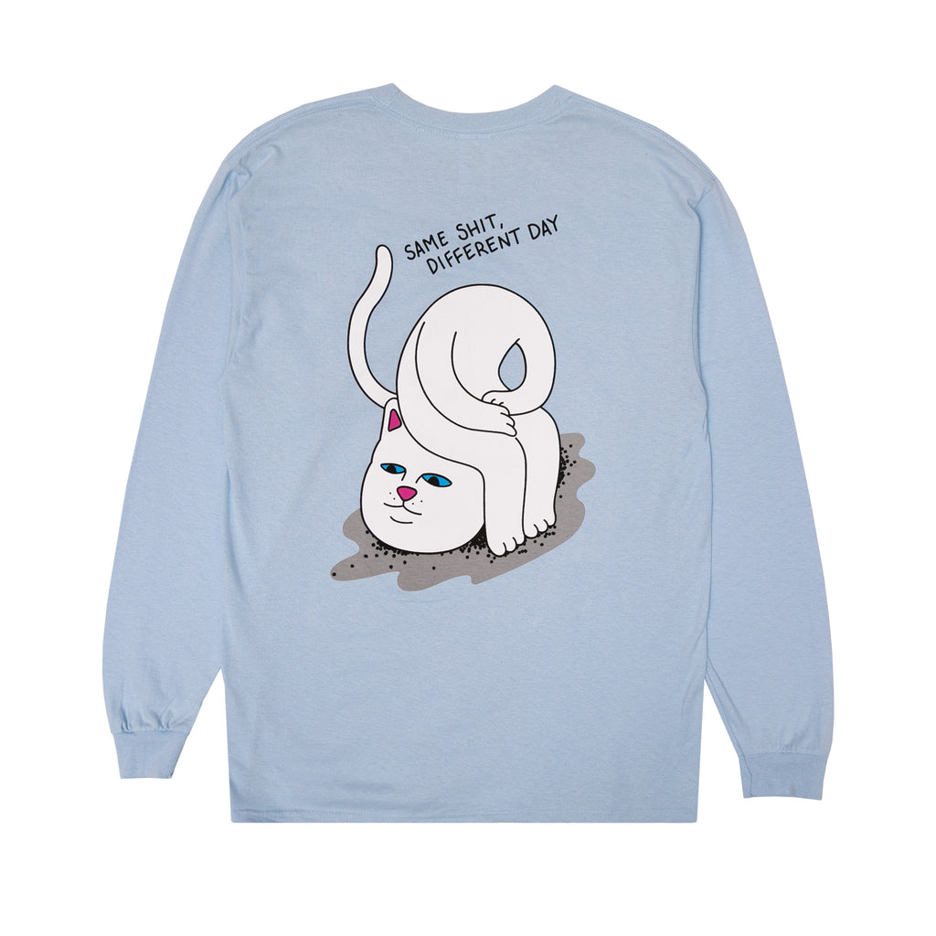 Losing My Head L/S (Light Blue)