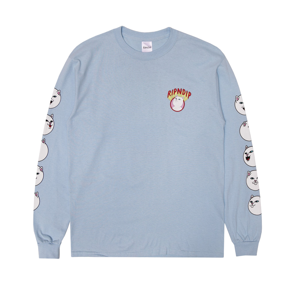 Spirited Away L/S (Baby Blue)