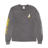 Electrify L/S (Grey Mineral Wash)