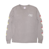 Hot Head L/S (Grey)