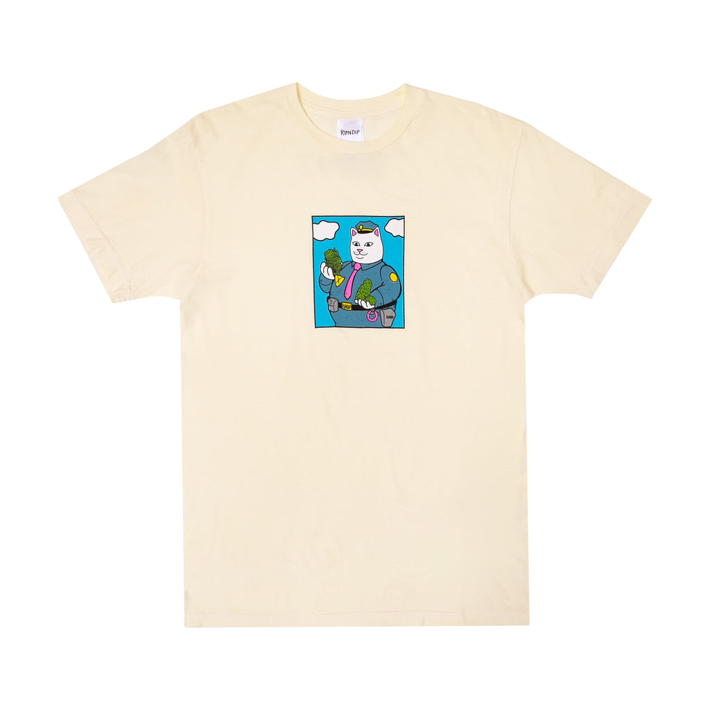 Confiscated Tee (Natural)