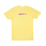 Beautiful Mountain Tee (Banana)