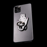 Lord Nermal Phone D-Ring (White)
