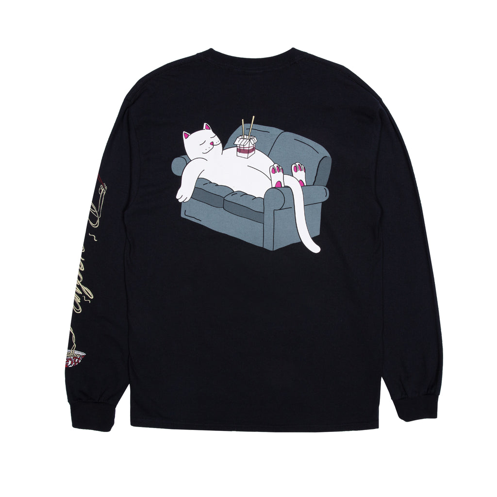 Noodles L/S (Black)