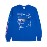 Chill Out L/S (Royal Blue)