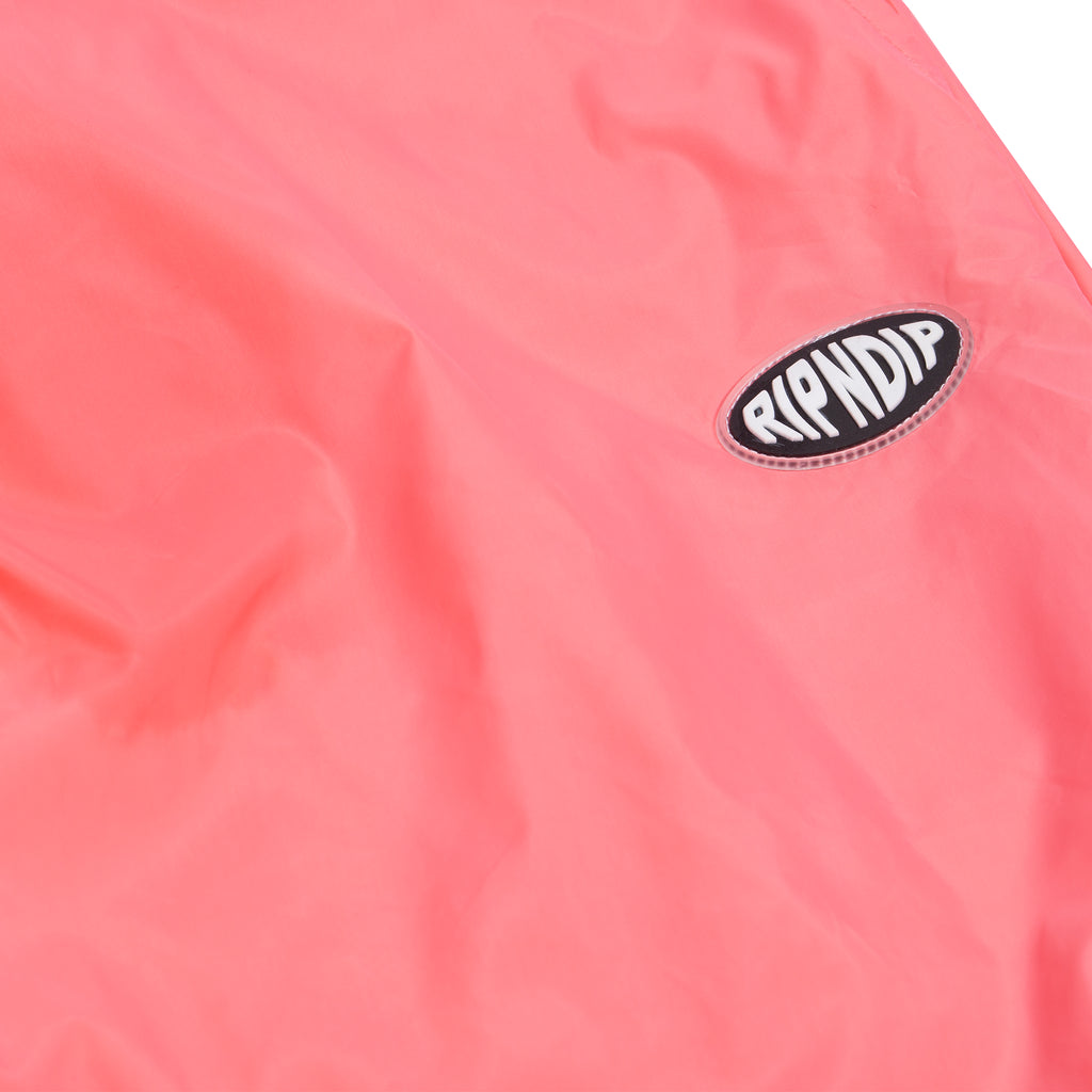 Run It Nylon Track Pants (Watermelon)