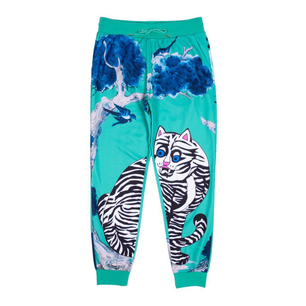 Wild Nerm Sweat Pants (Mint)