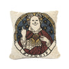 Stained Glass Granny Pillow