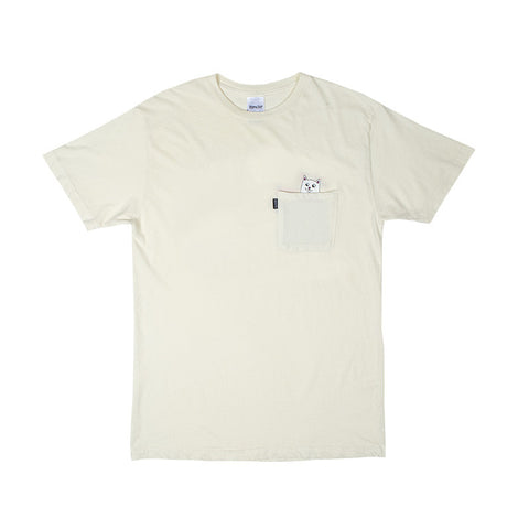 Nermshroom Pocket Tee (Natural)