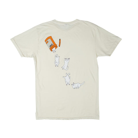 Nermal Pills Tee (Natural)