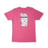 Milk Carton Tee (Blush)