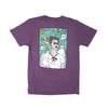 Nermal Portrait Tee (Grape)