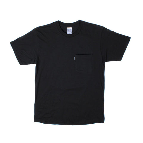 Eat Me Pocket Tee (Black)