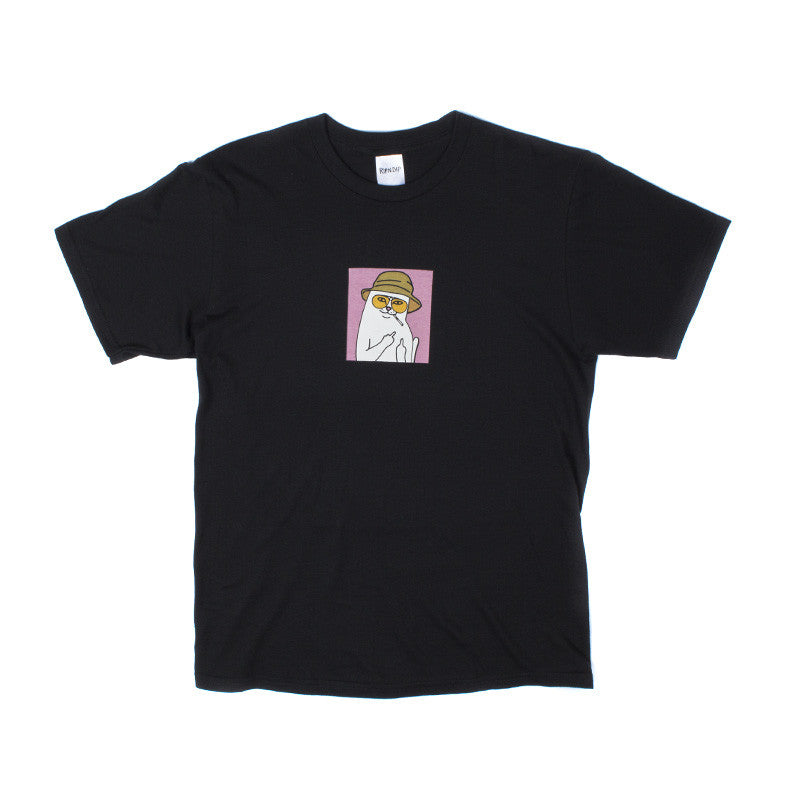 Nermal S. Thompson Tee (Black)