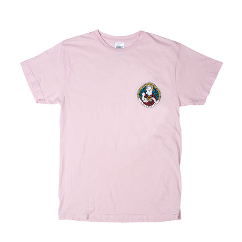 Stained Glass Tee Pink