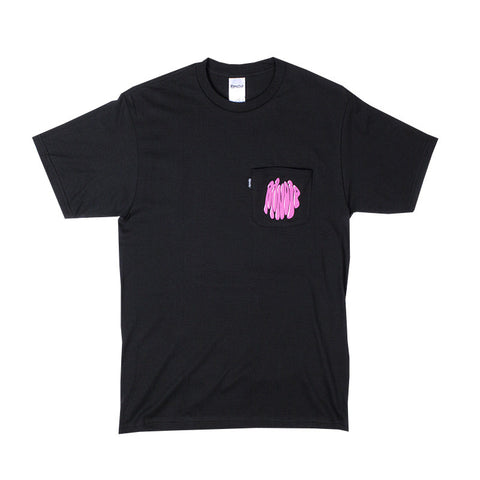 Ring Around Nermal Pocket Tee (Black)