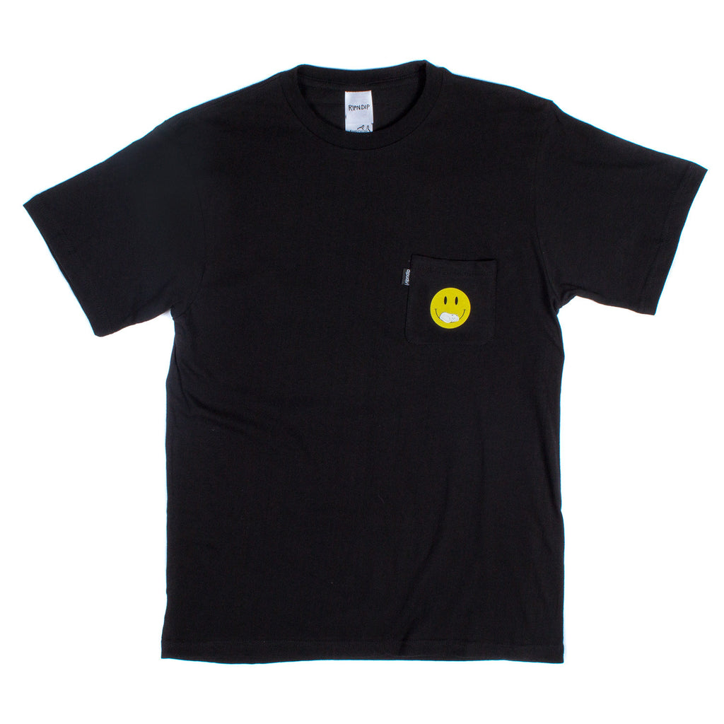 Everything Will Be Okay Tee (Black)