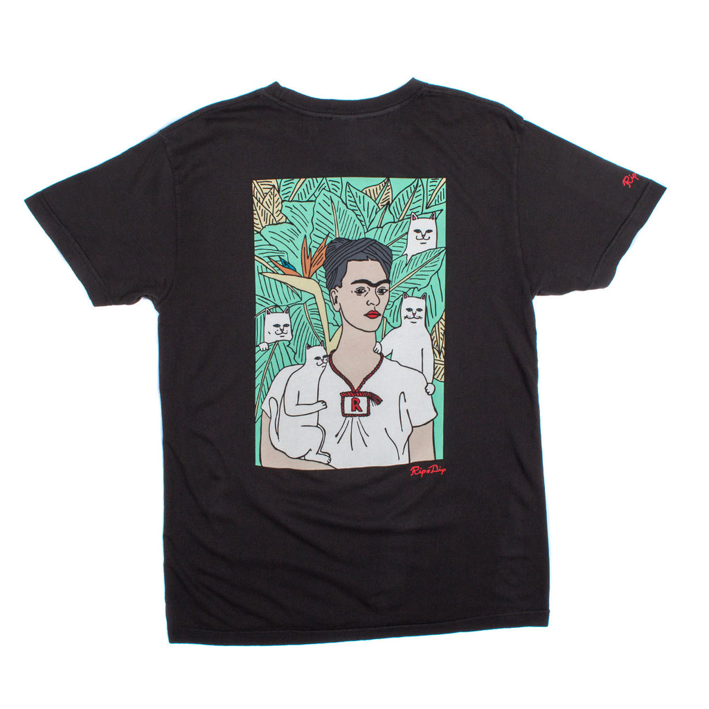 Nermal Portrait Tee (Vintage Black)