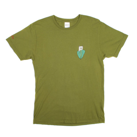 Nermal Frida Tee (Vintage Military Green)