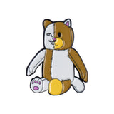 Stitched Nerm Teddy Pin