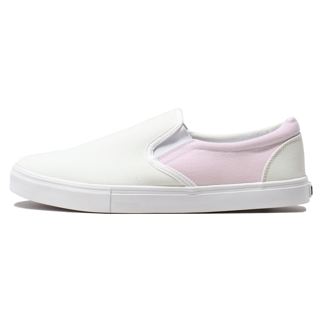 Lord Nermal UV Activated Slip Ons (Blue/Fuschia)